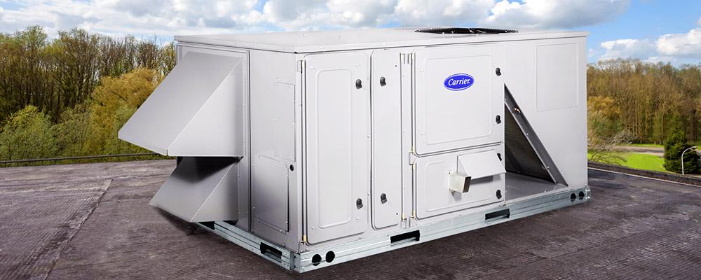 Rooftop Commercial HVAC Unit